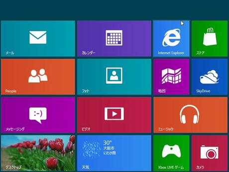 windows8,1 動画マニュアル