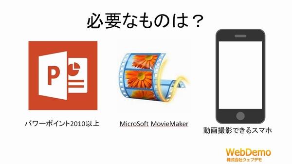 事業継承 動画マニュアル